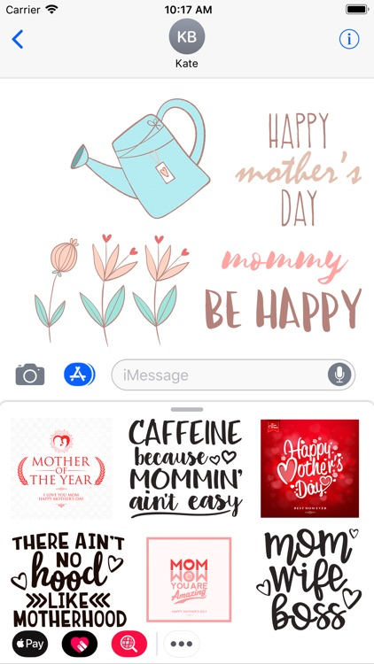 Everyday Mothers Day Emoji