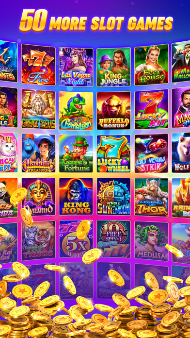 Slotsmash - Casino Slot Games screenshot 1
