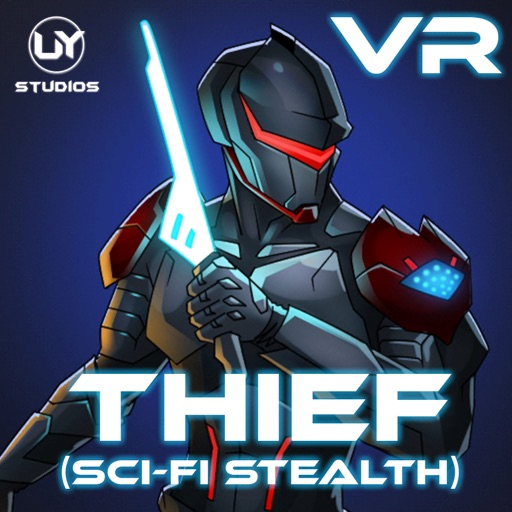 VR Thief (Sci-Fi Stealth)