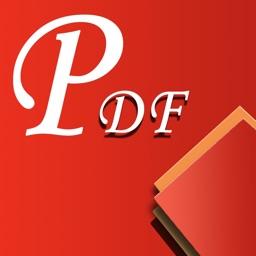 Lazy PDF Reader