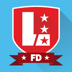 LineStar for FanDuel DFS ios app