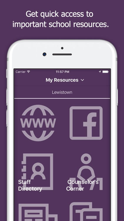 Lewistown Elementary App screenshot-4
