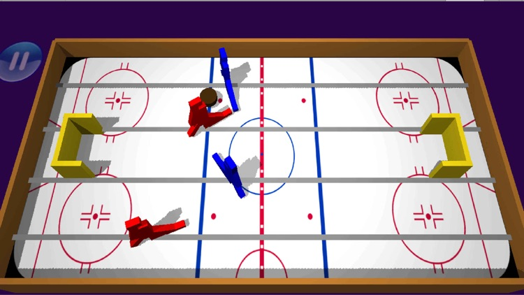 Table Ice Hockey 3D Pro screenshot-4
