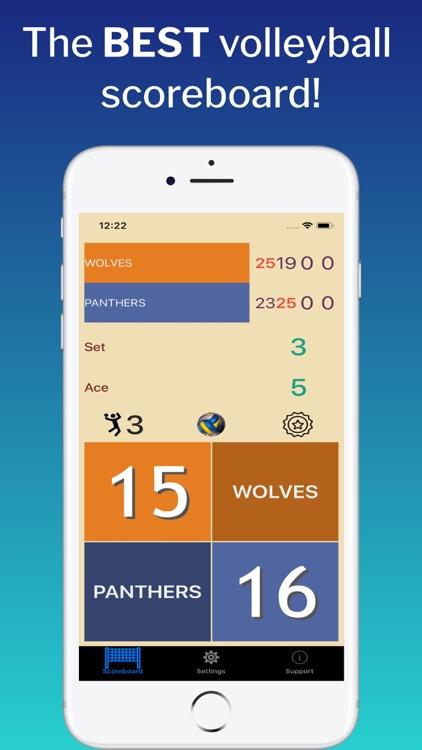 VBall ScoreMaster screenshot-0