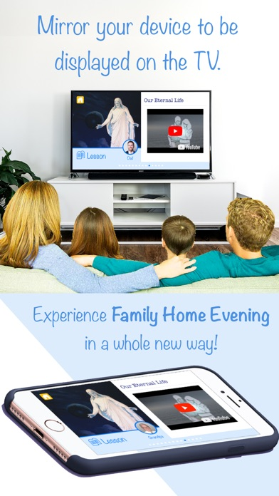 LDS Tools: Family Home Evening