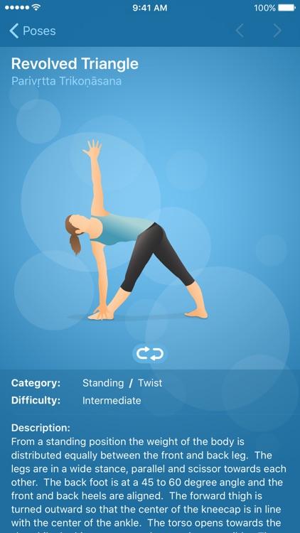 Pocket Yoga screenshot-3