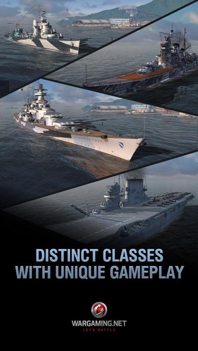 World of Warships Blitz: MMO screenshot 1