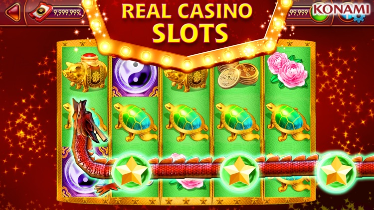 my KONAMI Slots – Casino Slots screenshot-1