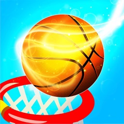 Kids Basketball Dunk Hoop