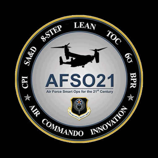 AFSO21 Air Force Smart Operations 21 Century AFSOC