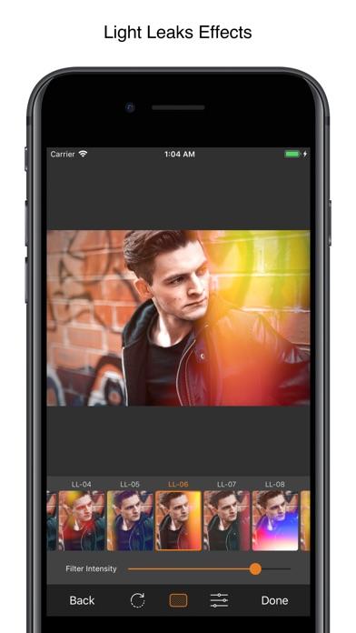 LightLeaker Screenshots
