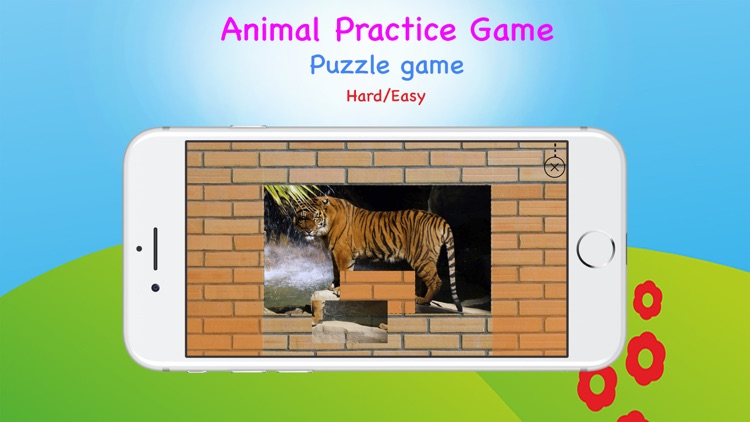 Animal Sounds Puzzles for Kids screenshot-4