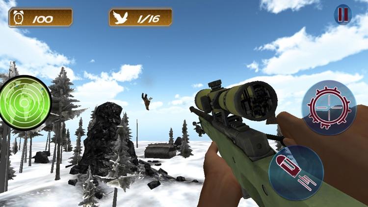 Awesome Birds Hunting screenshot-4