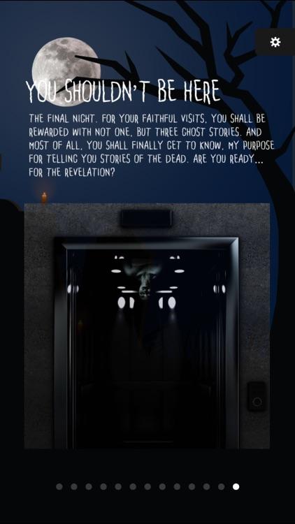 Ghost Stories Audio - Series 1 screenshot-3