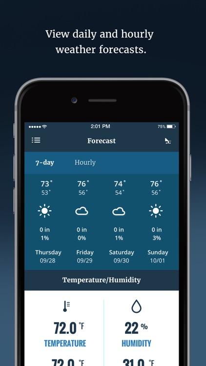 WeatherLink 2.0 screenshot-3
