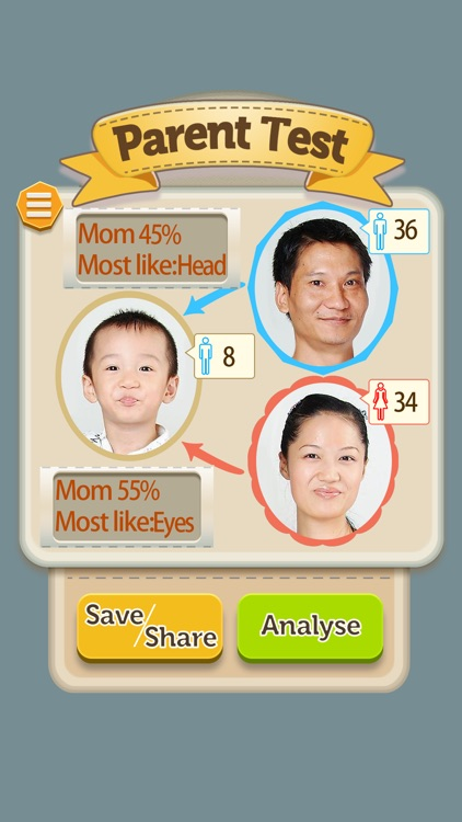 Do I Look Like My Parent?