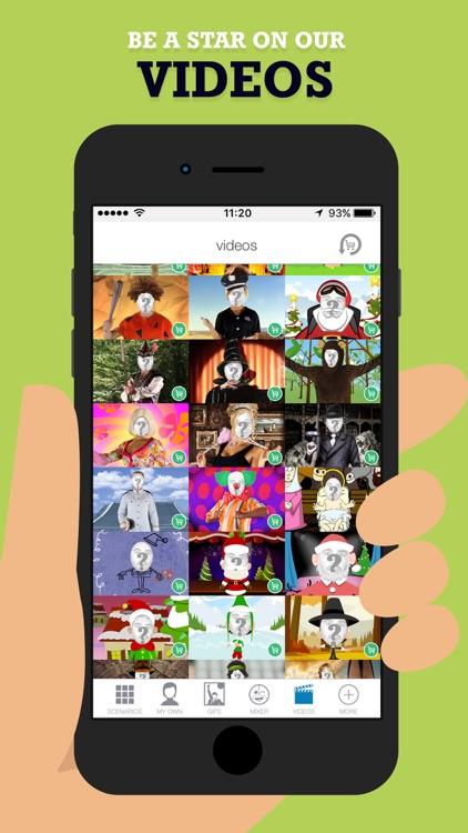 FACEinHOLE® screenshot-4