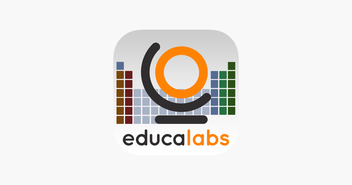 Periodic table educalabs on the app store periodic table educalabs on the app store urtaz Image collections