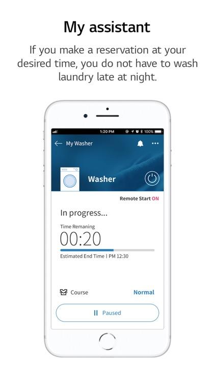 LG SmartThinQ screenshot-3