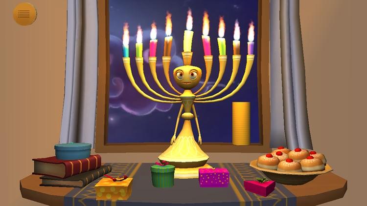 My Menorah 4 Chanukah