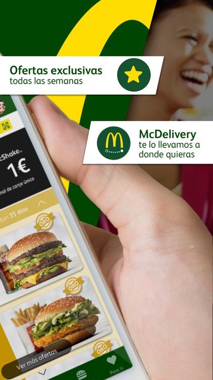 McDonald's España - Ofertas