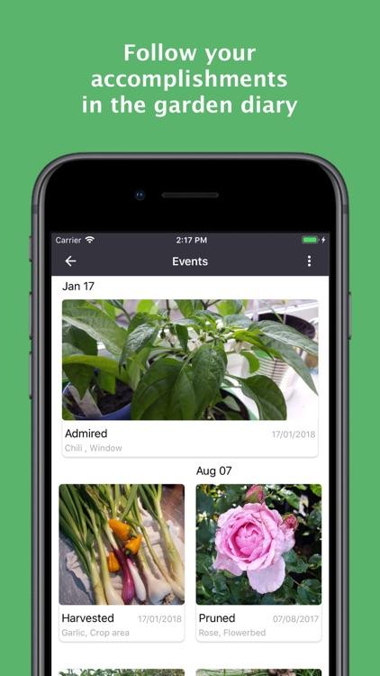 GARDENIZE - garden & plant app screenshot-3