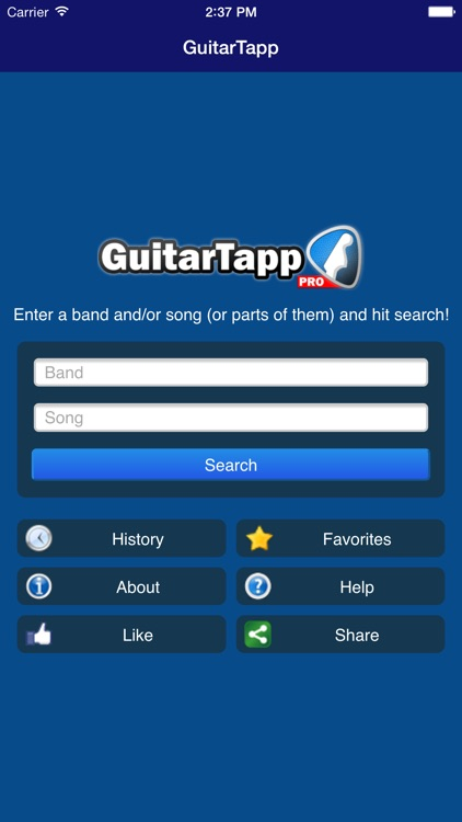 GuitarTapp PRO - Tabs & Chords screenshot-4