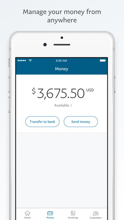 PayPal Business: Send Invoices screenshot-4
