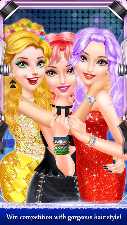 Hairdresser - Hair Salon Games screenshot-4
