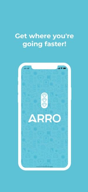 Arro - Taxi App on the App Store