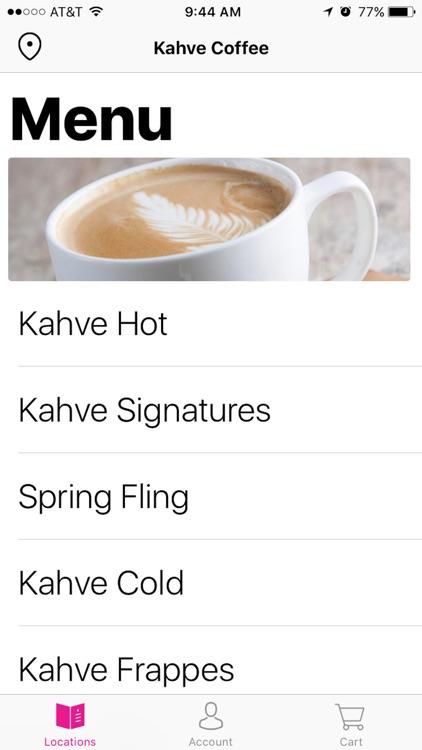 Kahve Coffee