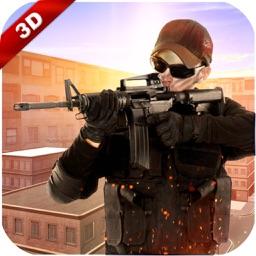Sniper Assassin New City