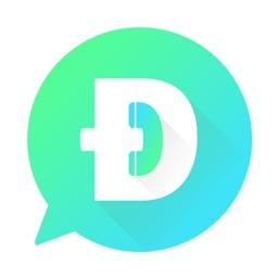 Diitalk: Call, Chat, Earn