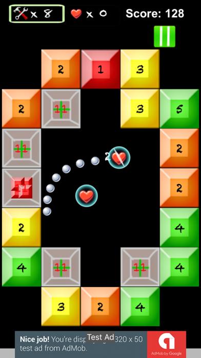 Blocks Vs Snakes screenshot two