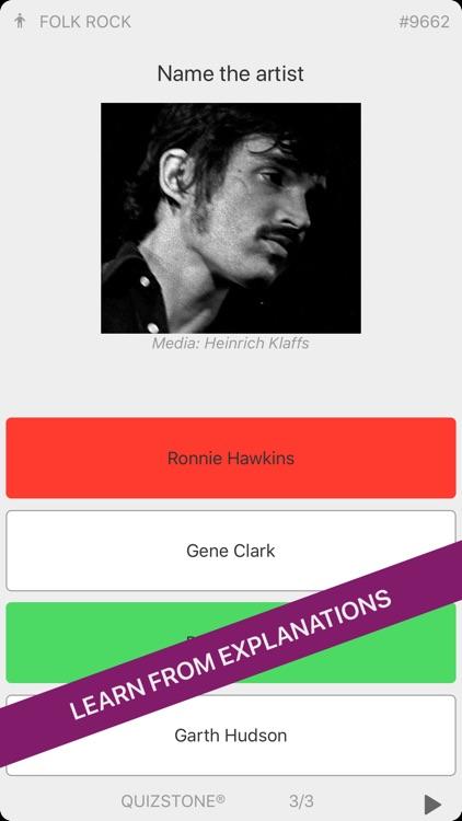 Music Quiz - Songs & Trivia screenshot-4