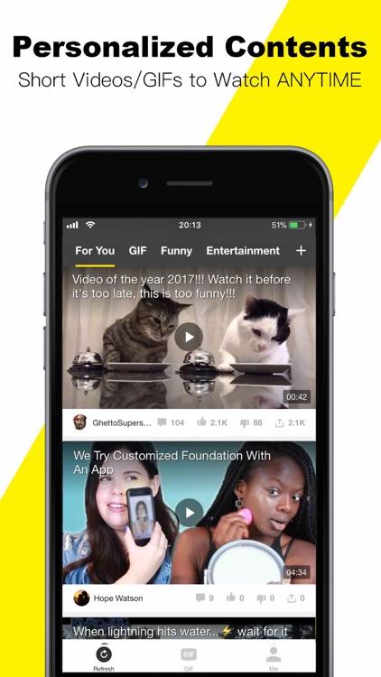 TopBuzz Video: Videos、TV shows