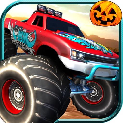 Crazy Monster Truck Arena