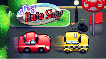 Tiny Auto Shop: Car Stop Baron-0