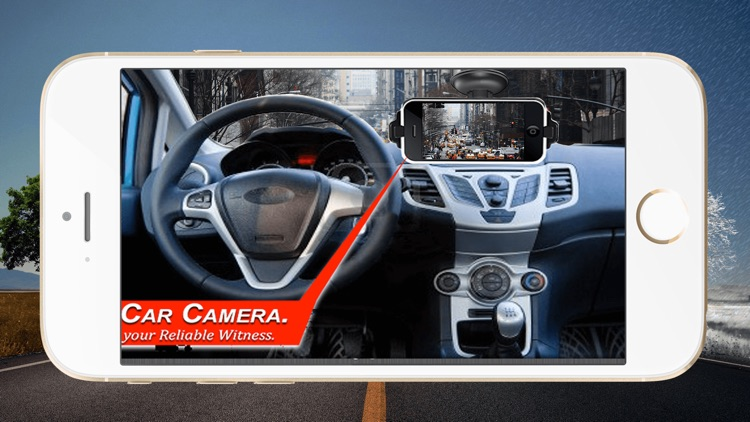 Car Camera DVR - Dashboard GPS Black Box DVR screenshot-3