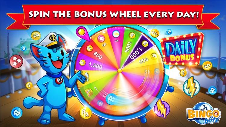 Bingo Blitz™ - Bingo Games screenshot-5