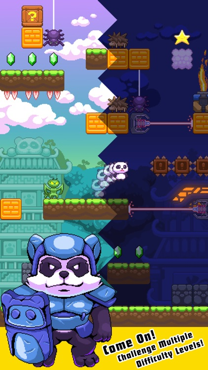 Panda Power screenshot-2
