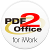 PDF2Office for iWork 2017 - Recosoft