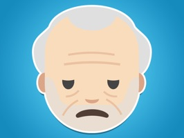Everyone has that grumpy old man in their life, this sticker pack brings that grumpy old fella into your messages