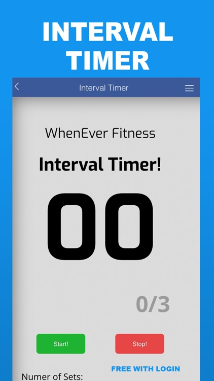 WhenEver Fitness On Demand screenshot-6