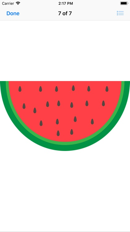 Wonderful Watermelon Stickers screenshot-7