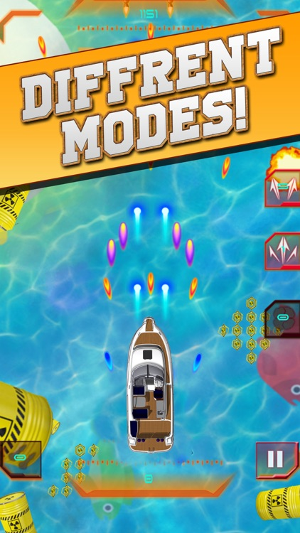 Boat Riot: Ultimate Shooter 3D screenshot-0