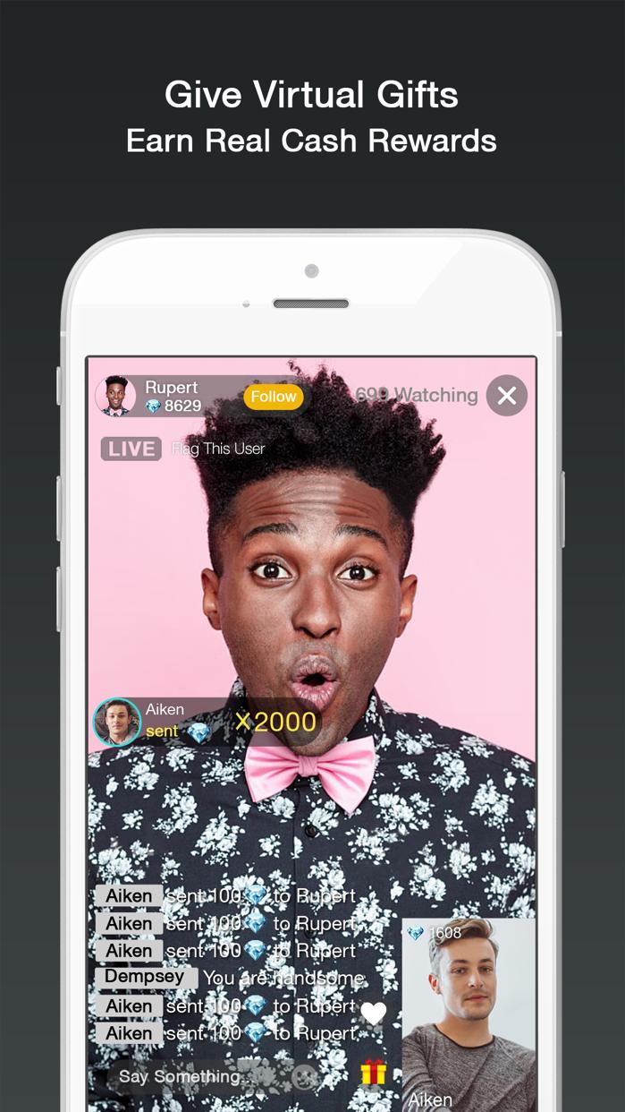 Fuzz - Gay Video Chat & Dating Screenshot