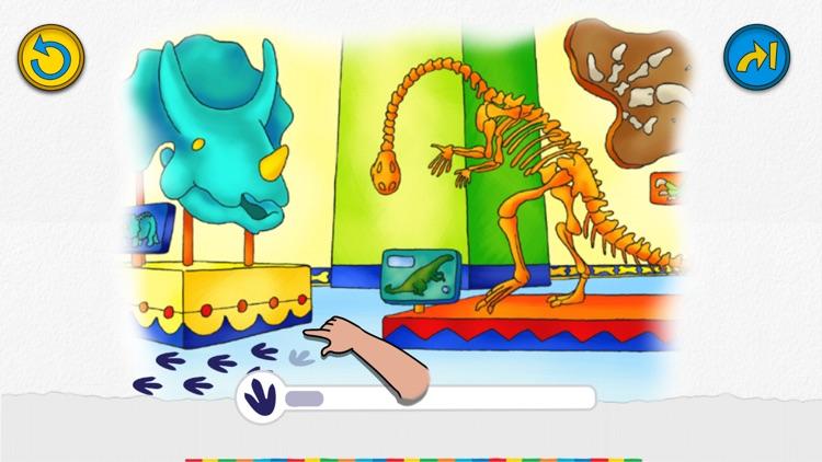 Caillou the Dinosaur Hunter