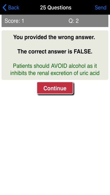 Learning Orthopedics Quiz screenshot-4