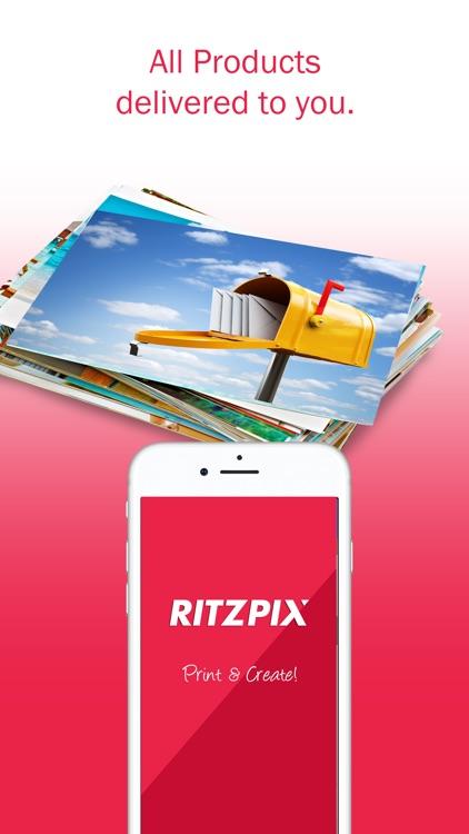 RitzPix Photo Printing screenshot-4